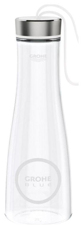Спортивная питьевая бутылка Grohe 500 мл голубой