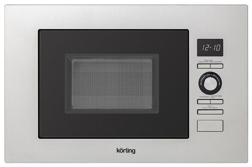 Встраиваемая микроволновая печь Korting KMI 720 X фото