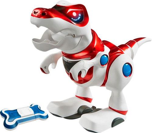 Интерактивный динозавр Manley Toys Teksta T