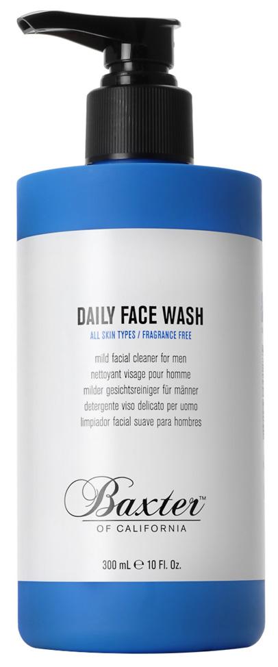Средство для умывания Baxter of California Daily Face Wash 300 мл