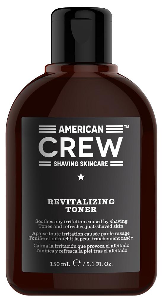 Лосьон после бритья American Crew Revitalizing Toner Shaving Skincare 150 мл фото