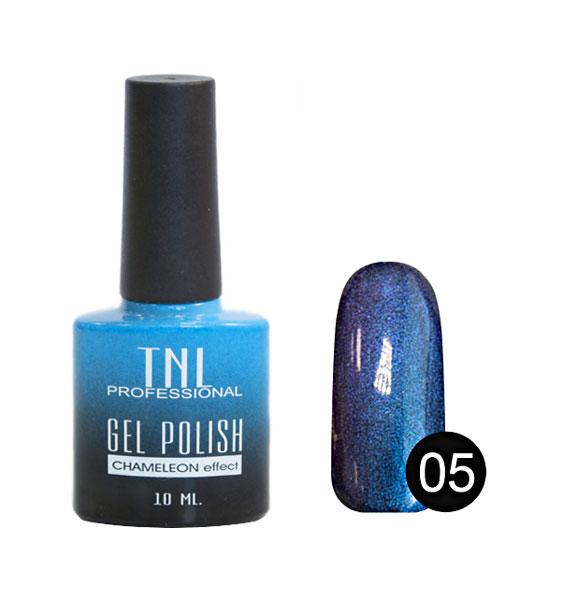 Гель-лак для ногтей TNL Professional Gel Polish Chameleon Effect Collection 05