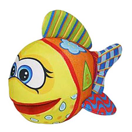 Купить Рыбка 36 см, Мягкая игрушка СмолТойс Рыбка 36 см, Мягкие игрушки животные