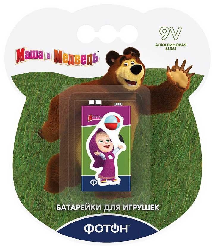 Батарейка ФОТОН 22857 6LR61 ВP1 \