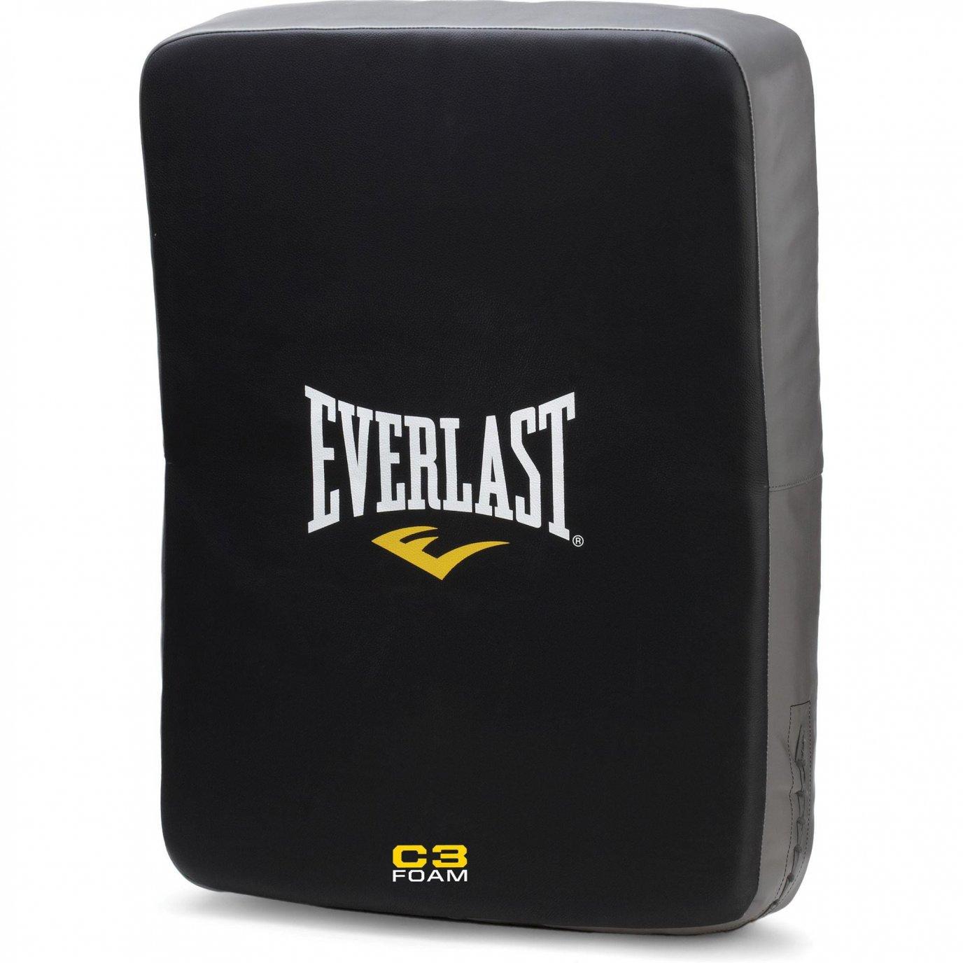 Боксерская подушка Everlast C3 Pro Kick Pad черная