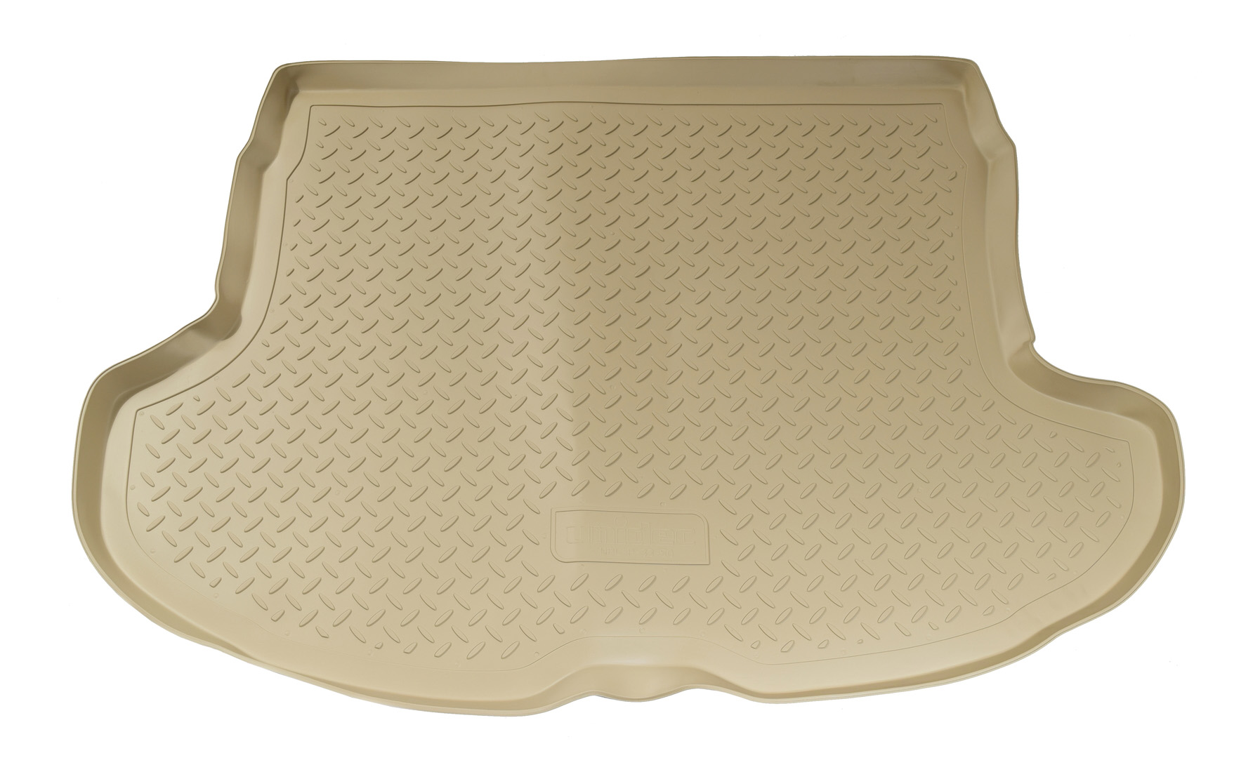Коврик в багажник автомобиля для Infiniti Norplast (NPL-P-33-50Beige)