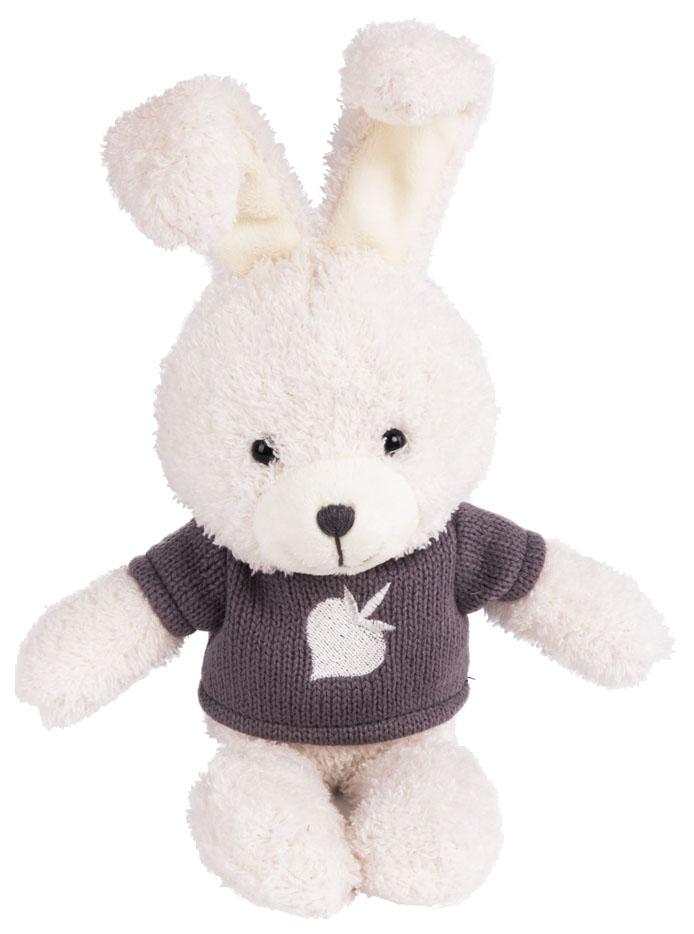 Купить 79-MA5948/20AB, Мягкая игрушка Gulliver Зайчик Билли белый/серый в асс-те 20 см, Мягкие игрушки животные
