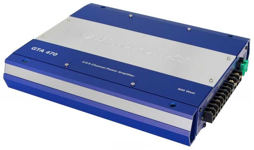 Усилитель 4 канальный Blaupunkt GTA GTA 470