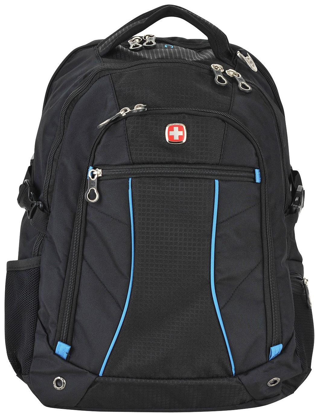 Рюкзак Swissgear 3118203408 черный 32 л