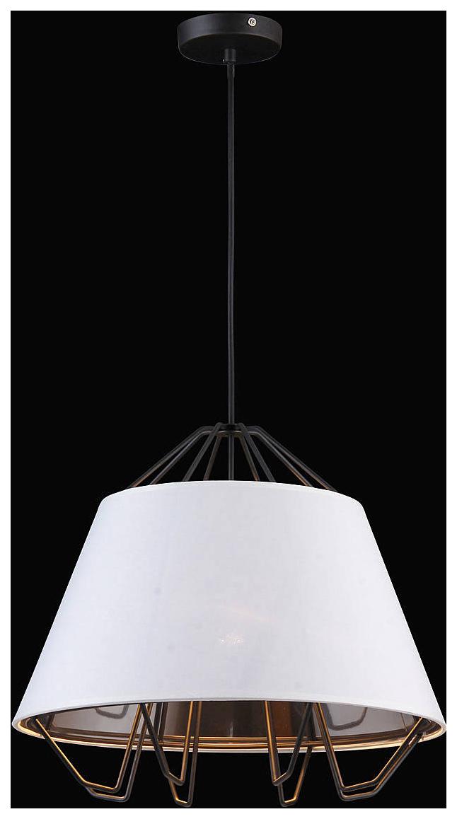 Подвесной светильник Natali Kovaltseva LOFT LUX 77027-1P BLACK#and#WHITE