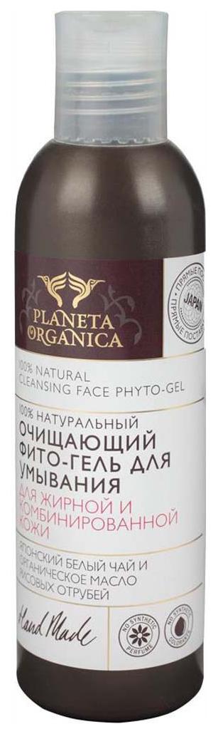Гель для умывания Planeta Organica