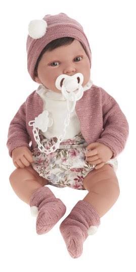 Кукла Antonio Juan сэнди в розовом 3369W