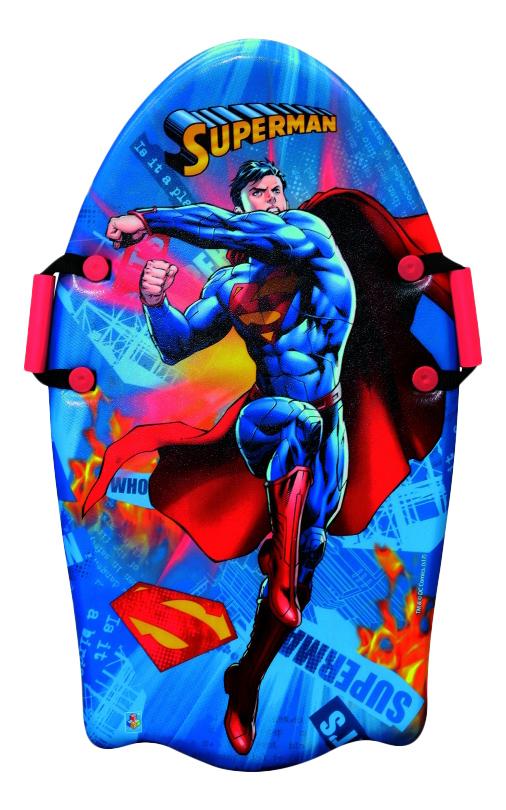 Купить Ледянка детская 1TOY WB Супермен 92 см, с плотными ручками, 1 TOY, Ледянки