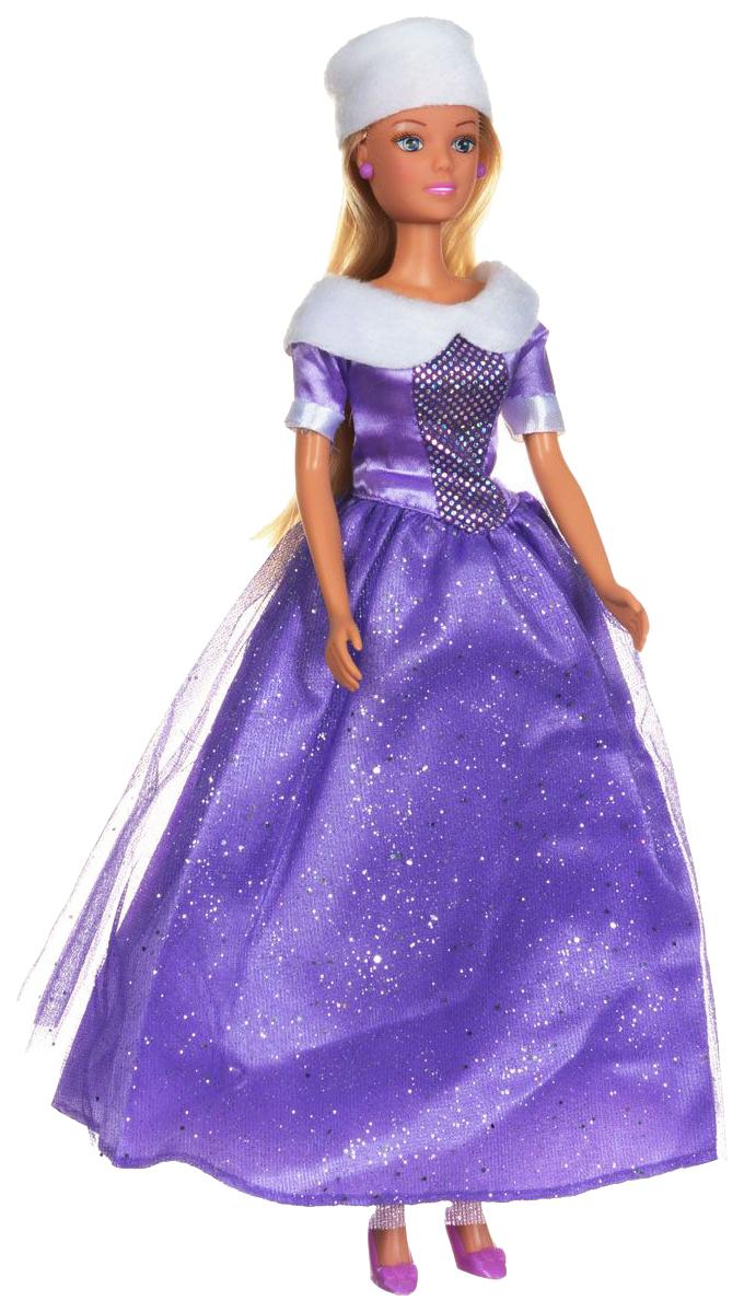 Кукла Simba Штеффи в зимнем наряде 5730664