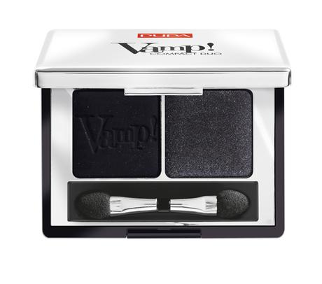 Тени для век Pupa Vamp! Compact Duo Eyeshadow 007