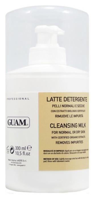 Молочко для снятия макияжа Guam Professional 300 мл