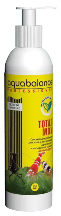 Удобрение Aquabalance Тотал МОХ 250мл