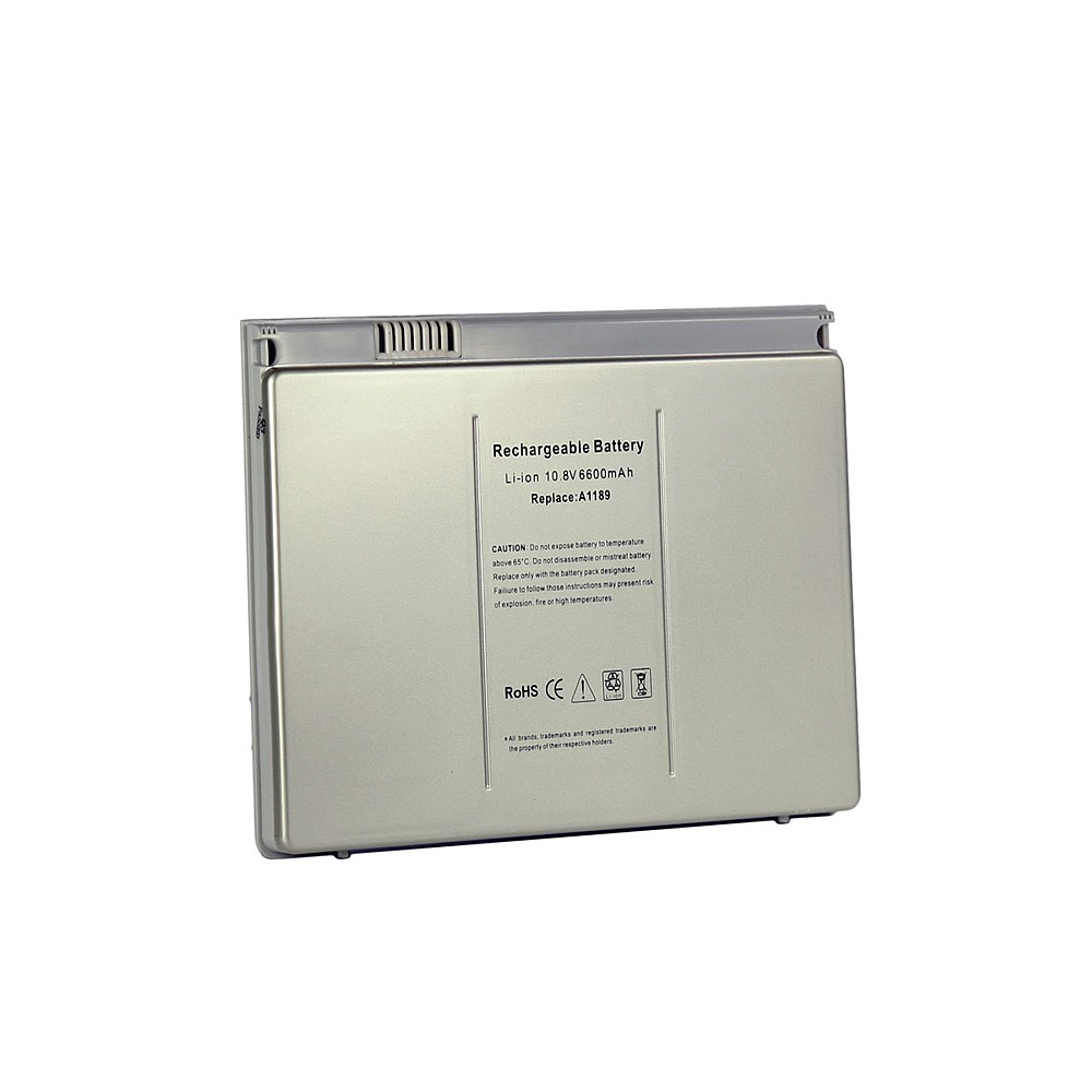 Аккумулятор для ноутбука Apple MacBook Pro 17\' Series