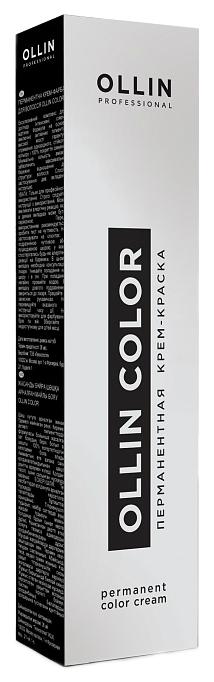 Краска для волос Ollin Professional Ollin Color 6/4 Темно-русый медный 60 мл