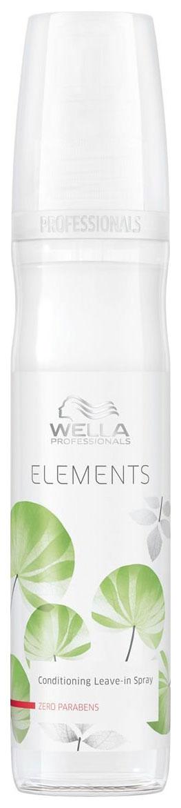 Спрей для волос Wella Professionals Elements Conditioning Leave