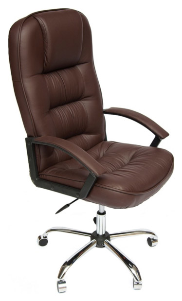 Офисное кресло TetChair Кресло 1132497, коричневый