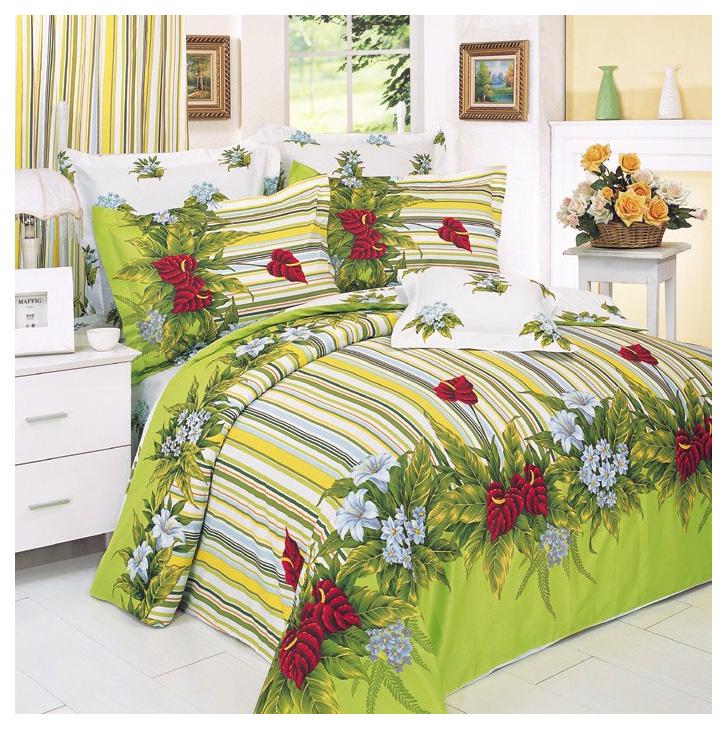 Комплект постельного белья Сайлид B 10 Двуспальный