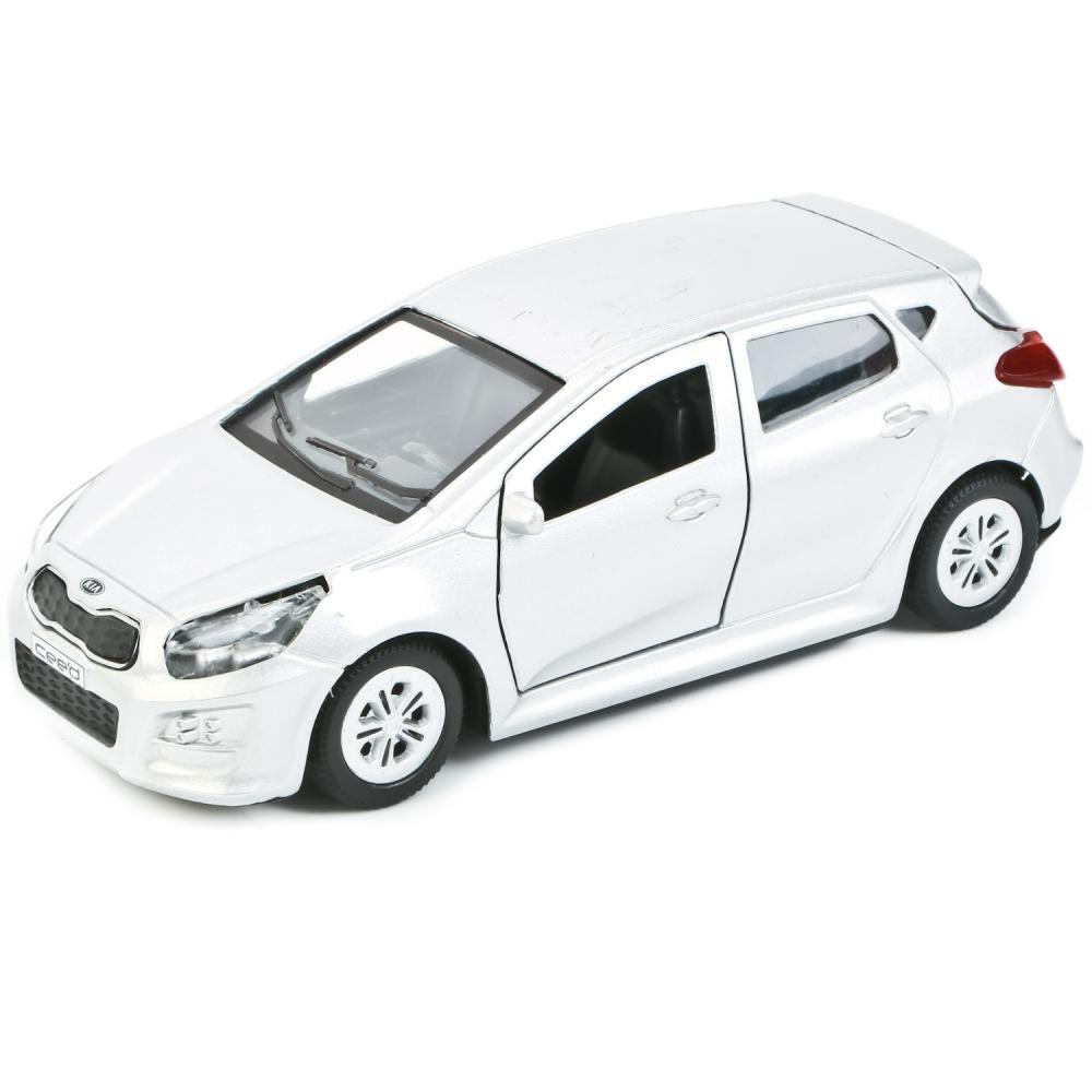 Купить Машинка Технопарк металлическая инерционная kia ceed 12 см, Игрушечные машинки