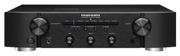 Интегральный усилитель Marantz PM 6006 Black