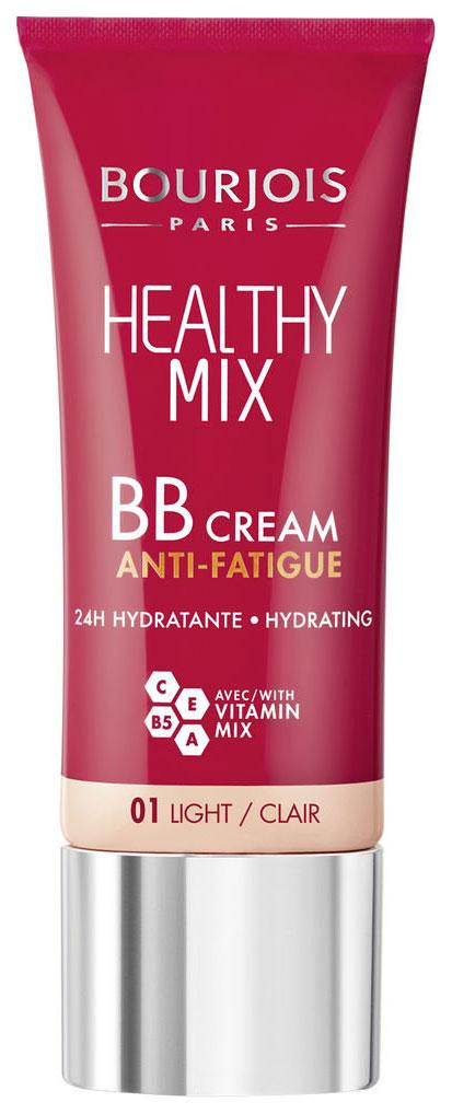 Купить BB и СС средство Bourjois Healthy Mix 01 Light/Clair, 30 мл