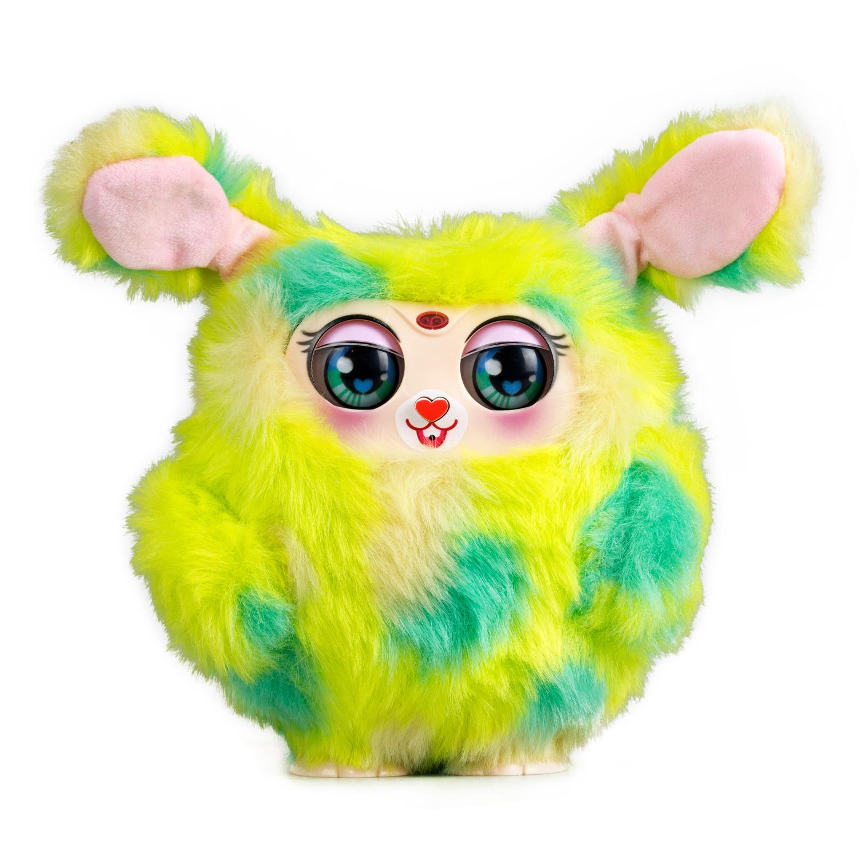 Интерактивная игрушка Mama Tiny Furry Lime 83683_3 Tiny Furries