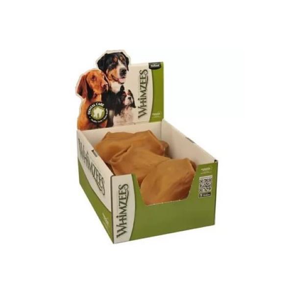 Лакомство для собак Whimzees Вегетарианское ухо, 18см,