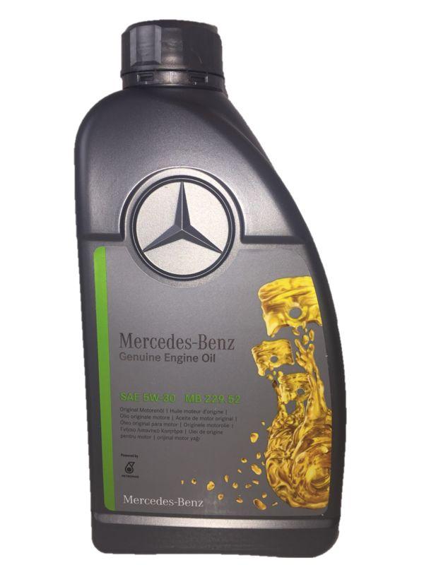 Моторное масло Mercedes Benz 11BMER 5W