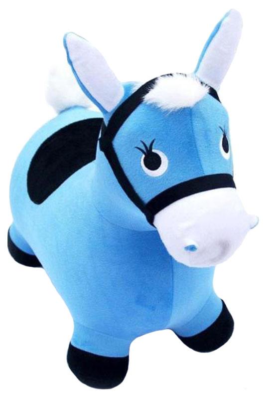 Купить Попрыгун Лошадка , голубой, Shantou Gepai, Детские мячи