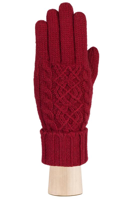 Перчатки женские Modo Gru W2 бордовые ONE SIZE