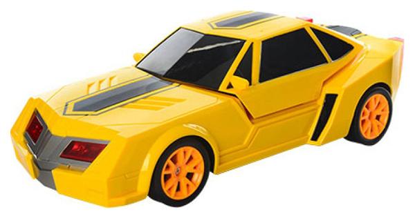 Купить Машина р/у Shooting Super Car (свет, звук, стреляет, на аккум.), NoBrand, Радиоуправляемые машинки