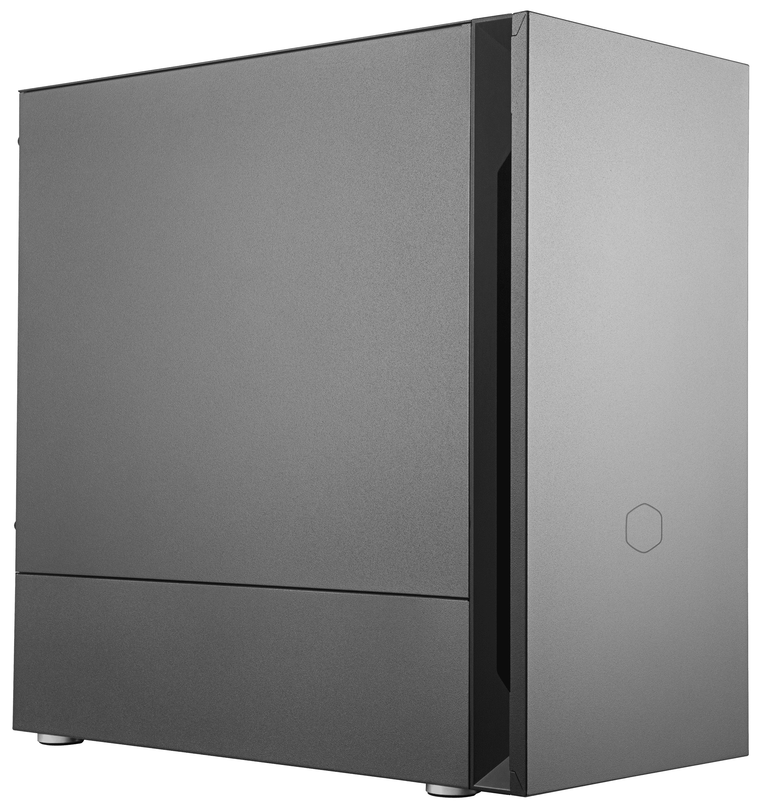 COOLER MASTER SILENCIO  S400 (W/ STEEL  SIDE PANEL)