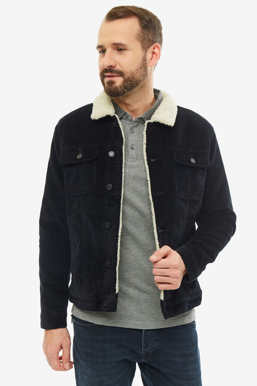 Куртка мужская Mavi 010125-29682 черная S фото