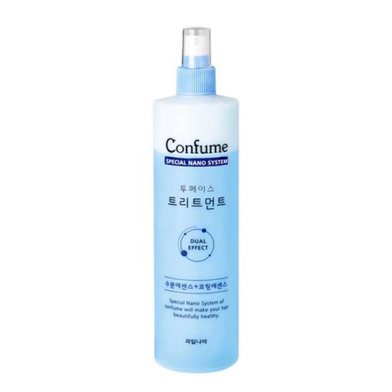 Спрей для волос двухфазный Welcos Confume