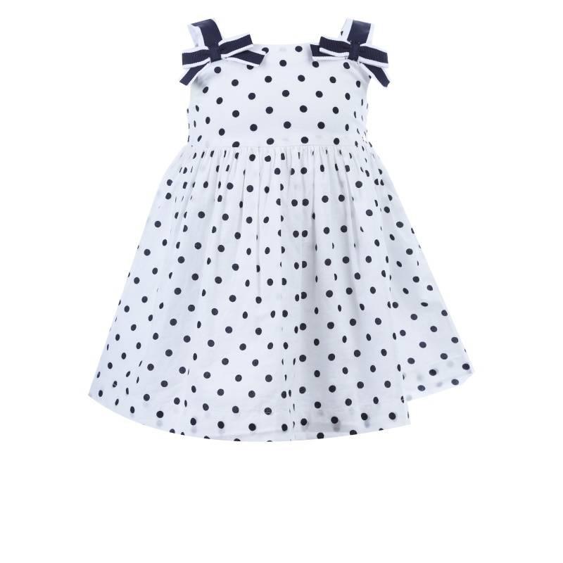Купить Платье с трусиками MAYORAL, цв. темно-синий, 92 р-р, Детские платья и сарафаны