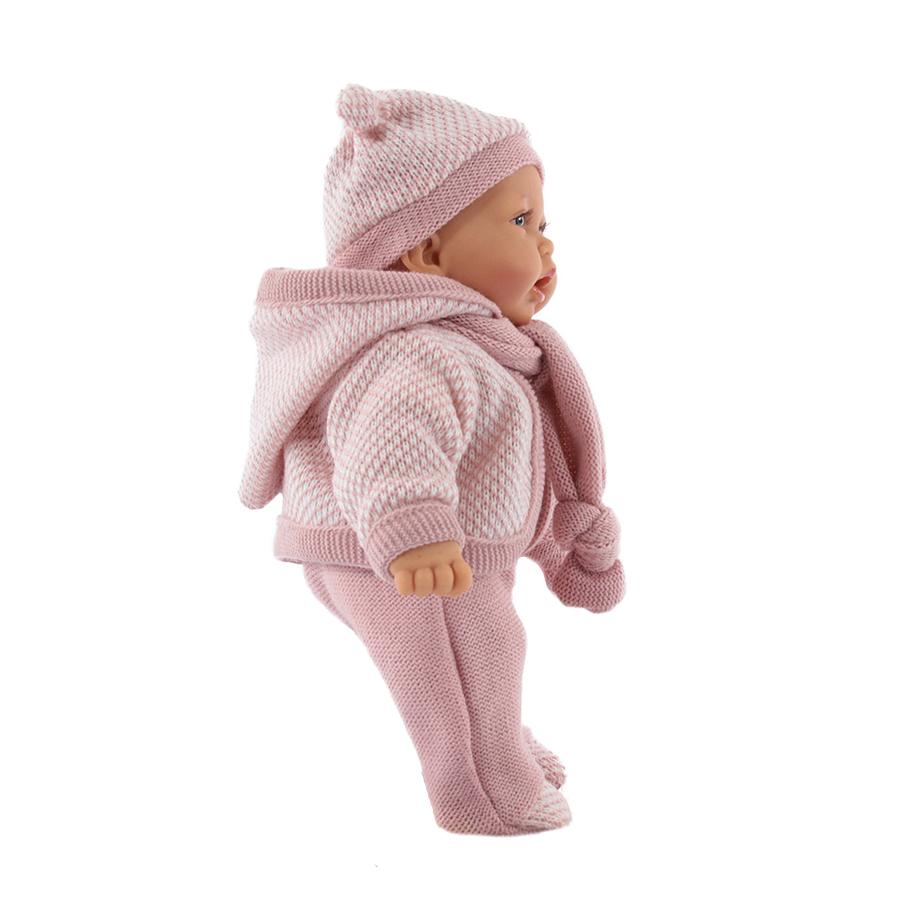 Кукла Antonio Juan Ромина в розовом 27 см