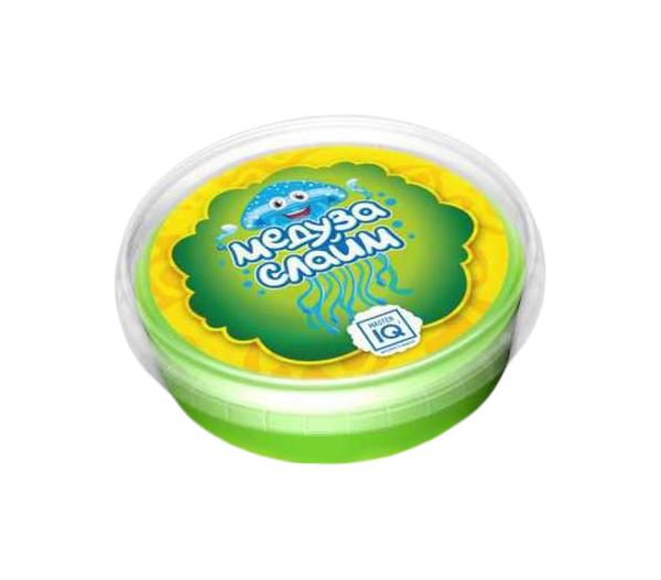 Купить Медуза слайм готовый зеленый, Master IQ²,
