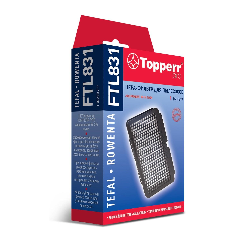 Фильтр для пылесоса Topperr FTL 831
