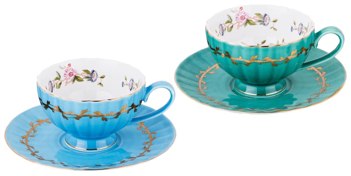 Чайный сервиз Lefard 760-553 2 персоны