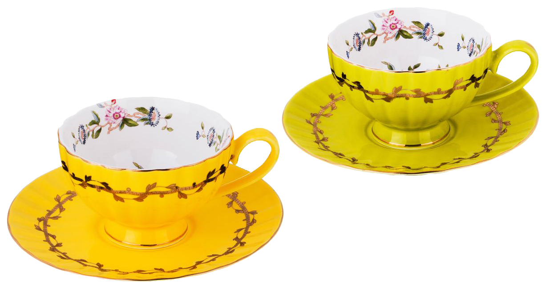 Чайный сервиз Lefard 760 555 2 персоны