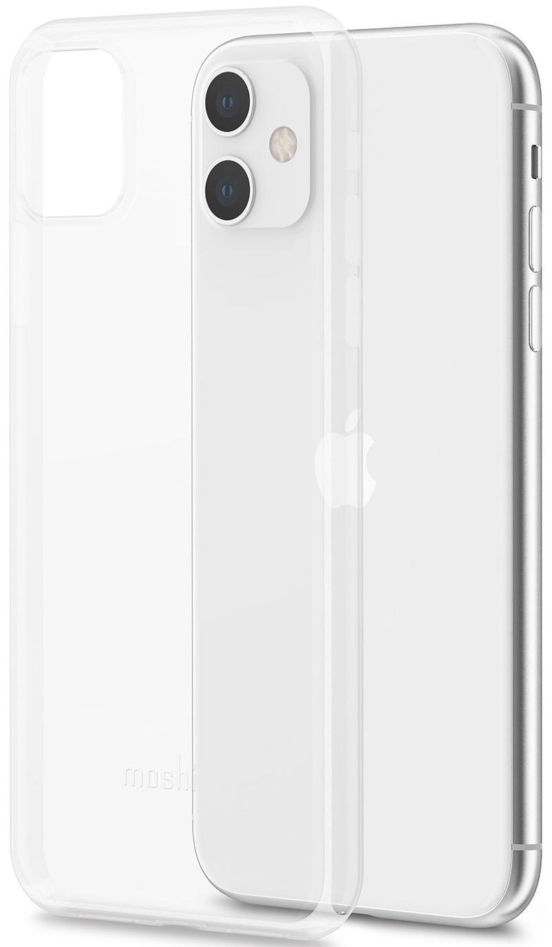 Чехол Moshi SuperSkin для iPhone 11 Crystal Clear