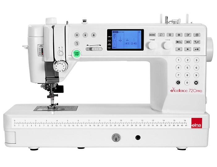 Швейная машина ELNA 720PRO eXcellence