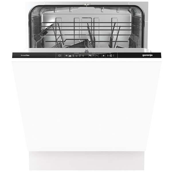 Встраиваемая посудомоечная машина 45 см Gorenje GV63161