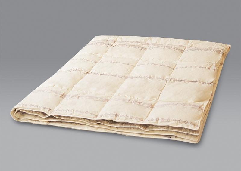 Одеяло пухоперовое «Лаванда», размер 200х220 см.