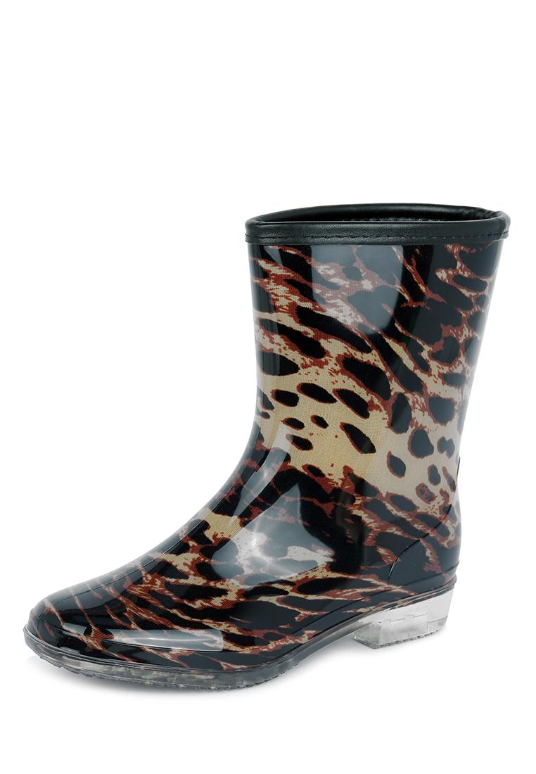 Резиновые сапоги женские T.Taccardi 02207010 черные 36 RU