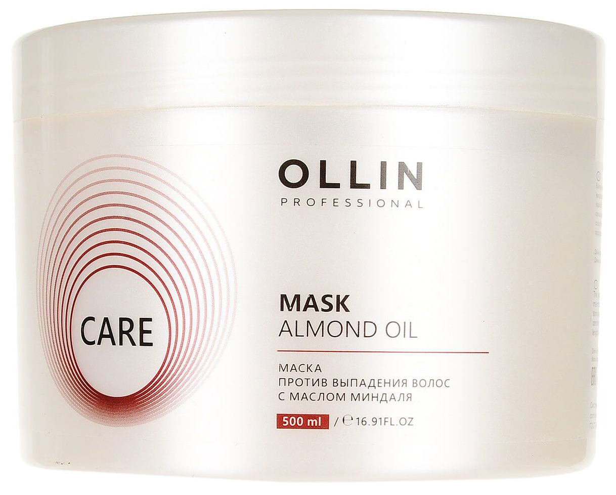 OLLIN CARE ALMOND OIL